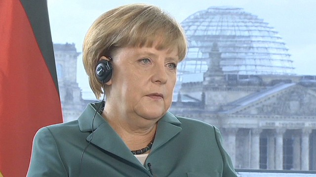Merkel: Europe has lost competitiveness