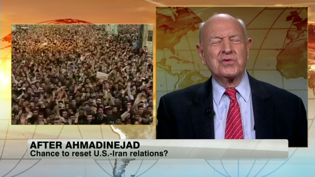 Iran after Ahmadinejad