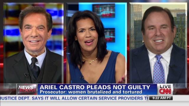 Legal Guys discuss Ariel Castro's plea