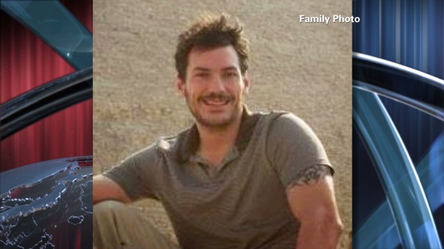 Former U.S. Marine held captive in Syria
