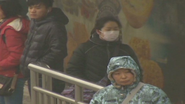 China's 'cancer villages'