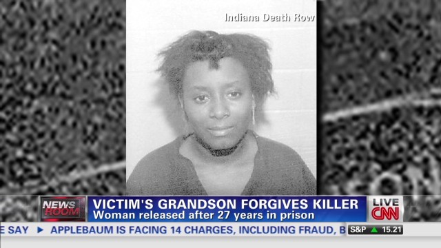 Man forgives grandmother's killer