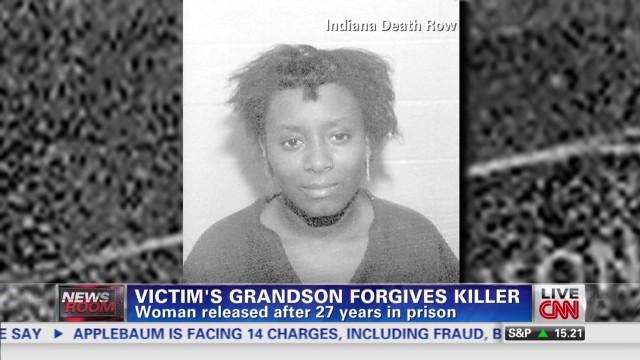 Man forgives grandmother's killer
