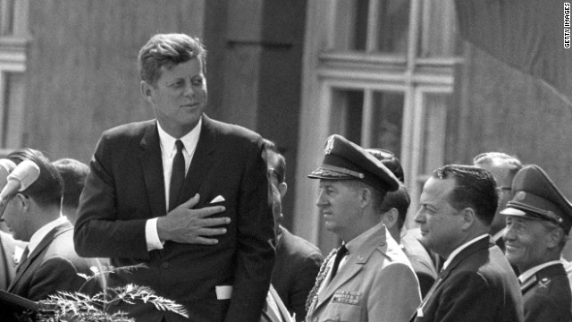 Fifty years later, JFK still fascinates