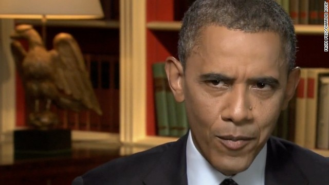 Obama: NSA programs are transparent