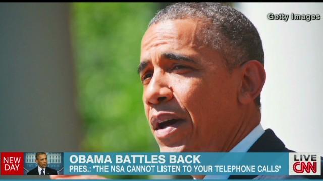 Analysis of Obama on NSA policies
