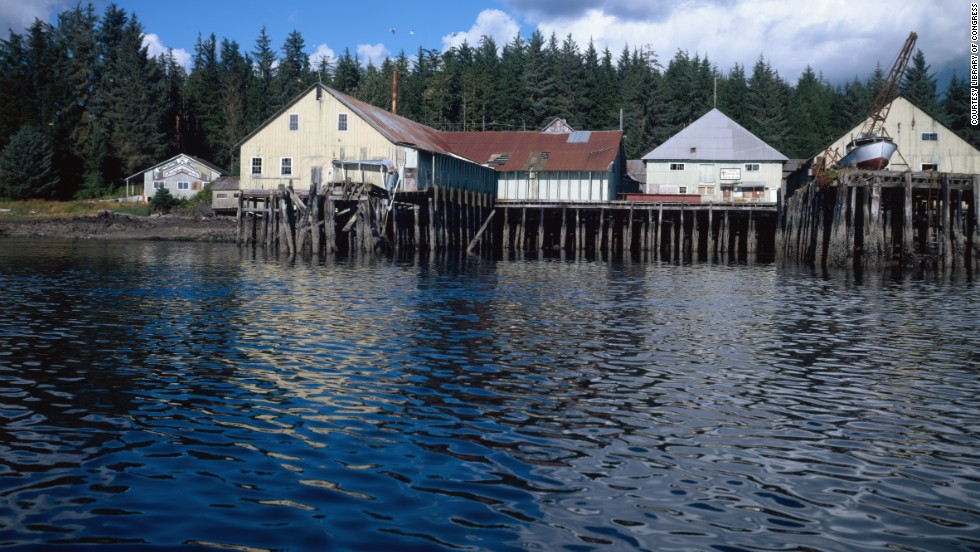 The buildings at Kake Cannery, which were instrumental in the development of Alaska's salmon-canning industry in the first half of the 20th century, are in urgent need of stabilization.