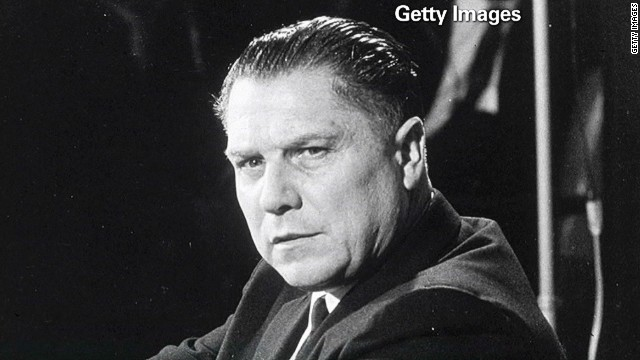 At least 15 leads on Hoffa over years
