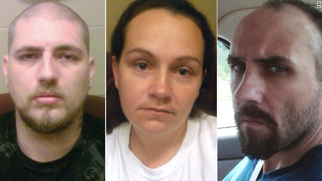 Feds charge 3 in Ohio captivity case