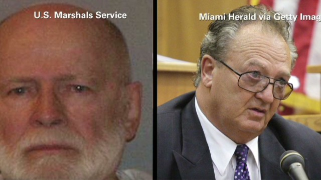 Hitman testifies against 'Whitey' Bulger
