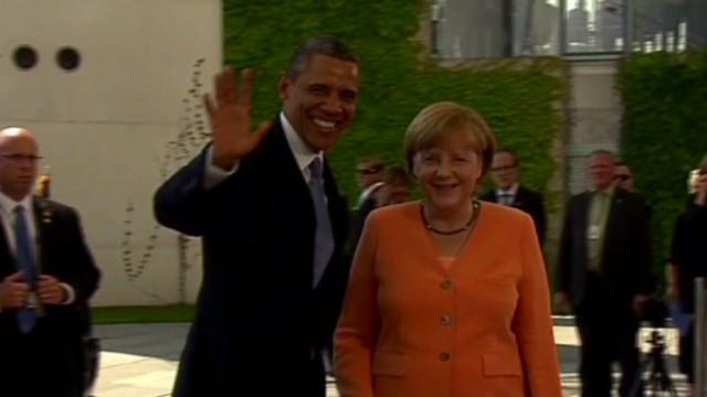 President Obama in Berlin