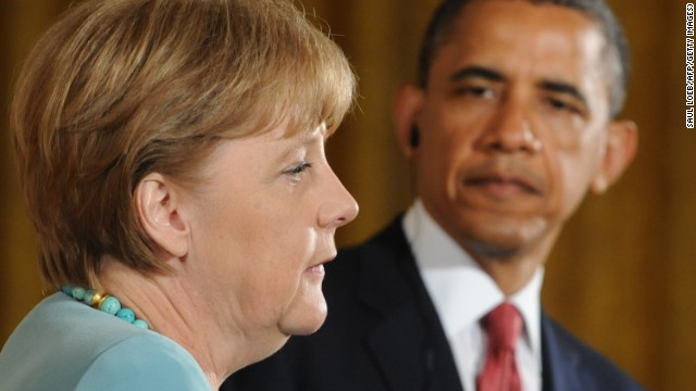 Reporter: Germans disappointed by spying