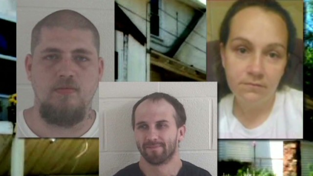 Three charged in Ohio slavery case