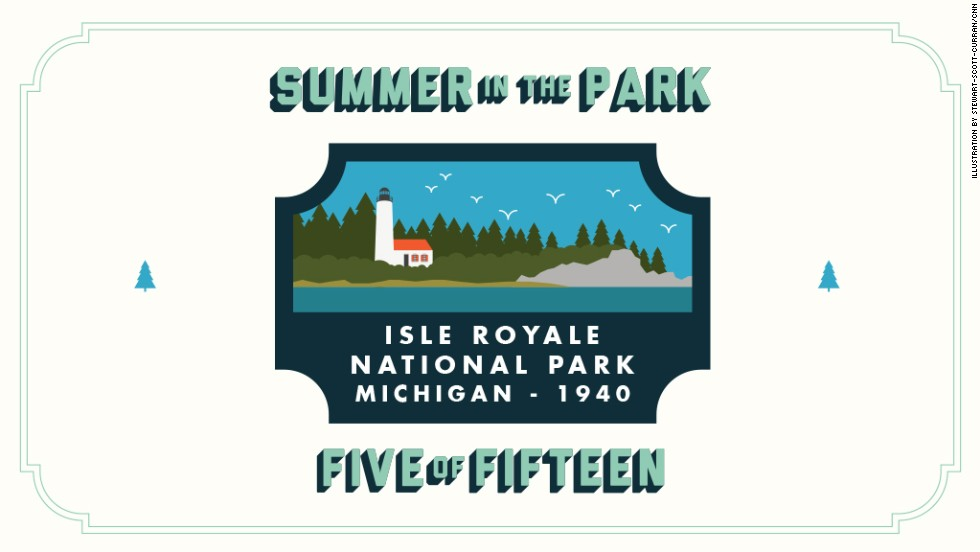 "Check out ranger-recommended Isle Royale sites in our fifth installment of Summer in the Park. Look back next week for the <a href=""http://www.nps.gov/katm/index.htm"" target=""_blank"">Katmai National Park and Preserve</a> in Alaska."