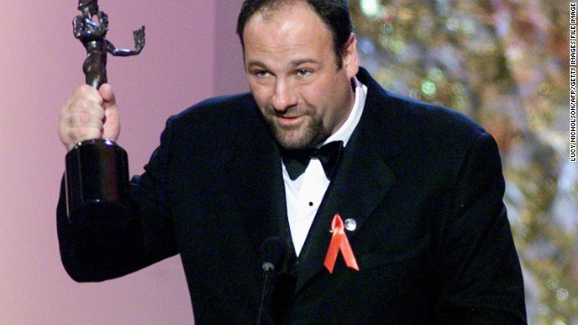 2000: 'Sopranos' success surprised me