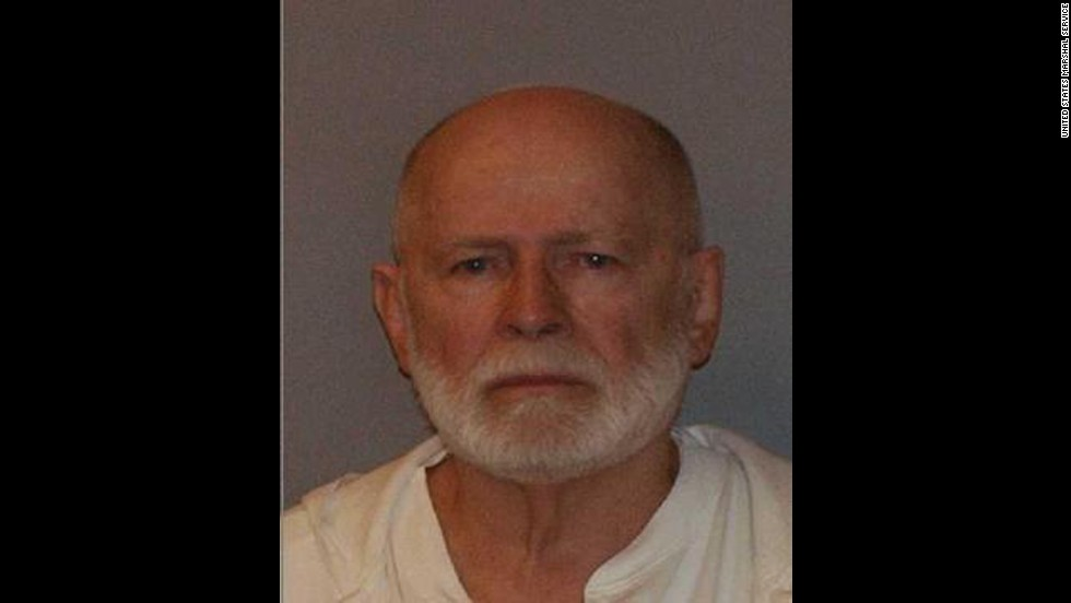 "James ""Whitey"" Bulger, the reputed former head of Boston's Winter Hill Gang, was convicted on Monday, August 12, of racketeering and 11 counts of murder."