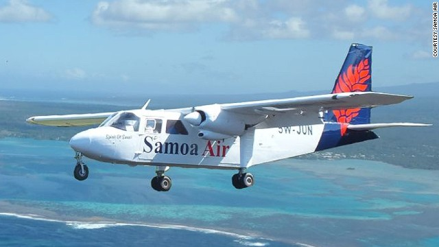 Samoa Air will introduce new extra-large seats into its planes to accommodate overweight passengers.