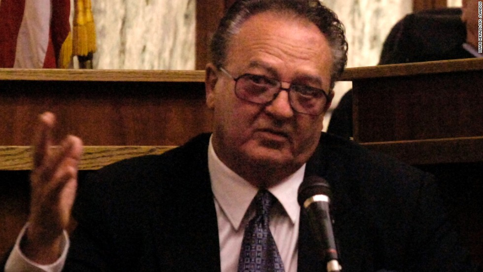 In 2008, John Martorano, pictured here, testified against former FBI agent John Connolly, who was accused of leaking sensitive information about former gambling executive John Callahan. Martorano testified that he shot his friend Callahan on Bulger's orders in 1982.