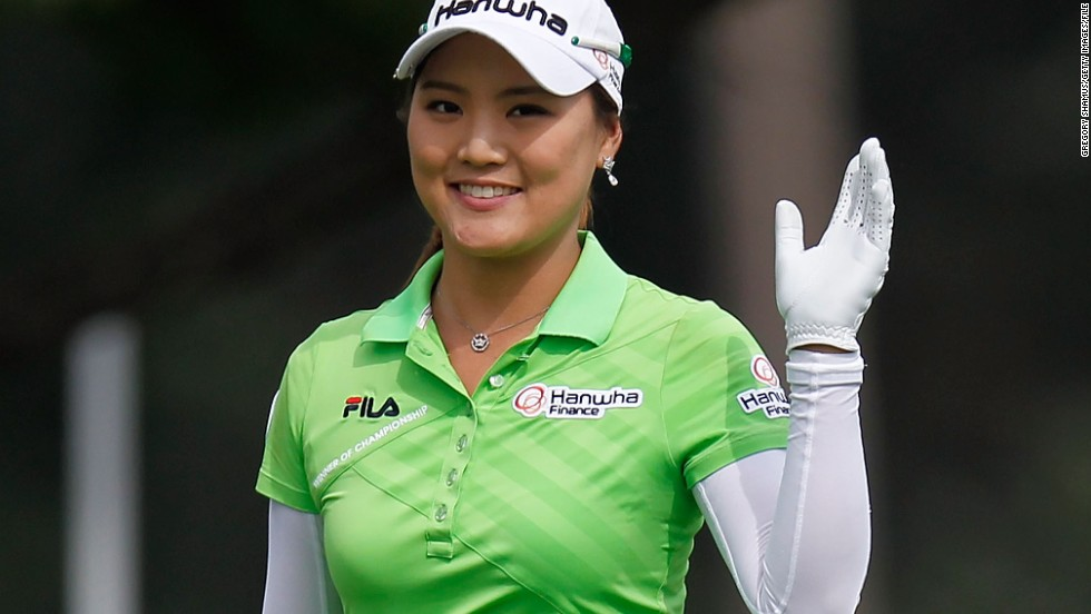 That victory prompted Ryu to move to the U.S.-based LPGA Tour, where she was named Rookie of the Year for 2012, having added another victory to her resume at the Jamie Farr Toledo Classic in August.