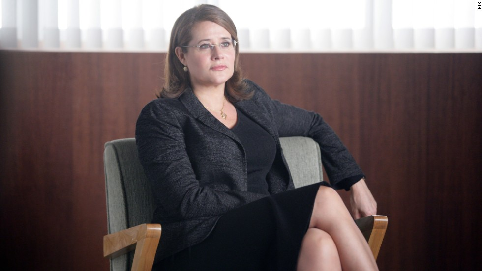"Lorraine Bracco plays Tony Soprano's psychiatrist in ""The Sopranos."" She made a career out of mob dramas, also playing Henry Hill's wife in ""Goodfellas."""
