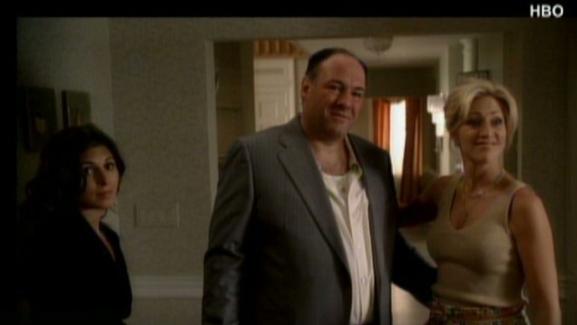 Martin: Tony Soprano was radical