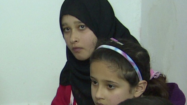 Syrian refugees marrying young teens