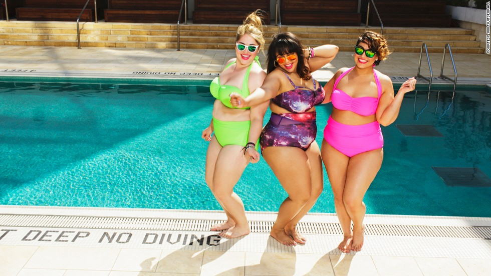 "When plus-sized fashion blogger Gabi Gregg popularized the term ""fatkini"" last year, she dreamed of helping plus-sized women feel better about themselves during the swimsuit season. This spring, she teamed up with clothing line SwimSuitsForAll -- and her suits sold out in one day."