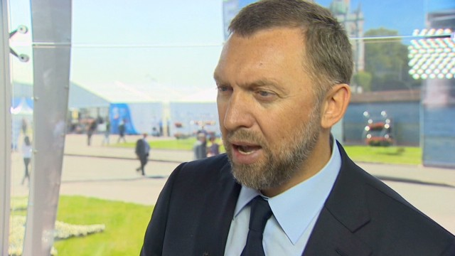 Deripaska: Growth reactions 'emotional'