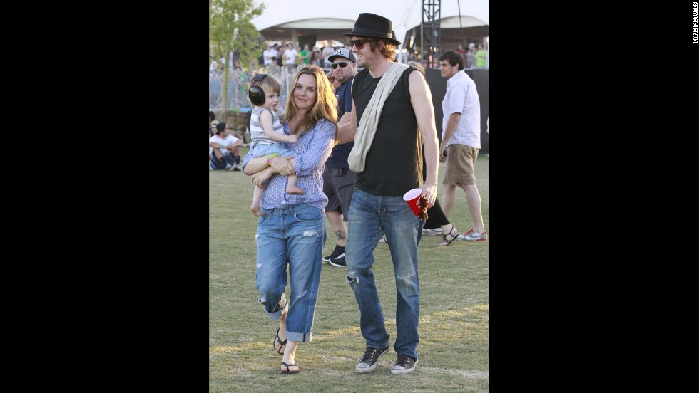 "Alicia Silverstone and husband Christopher Jarecki decided on Bear Blu when <a href=""http://marquee.blogs.cnn.com/2011/05/10/alicia-silverstone-welcomes-son-bear-blu/?iref=allsearch"">they welcomed their son in May 2011</a>. Not everyone was a fan: The actress <a href=""http://marquee.blogs.cnn.com/2011/12/29/alicia-silverstones-pick-tops-list-of-2011s-worst-celeb-baby-names/?iref=allsearch"">was tied with Mariah Carey</a> for the top spot on BabyNames.com's worst celebrity baby name of 2012."