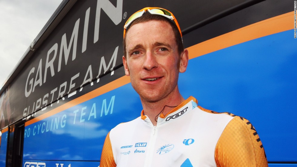 The closest Wiggins had come previously was finishing fourth in the 2009 Tour when he was riding for the Garmin-Slipstream team.