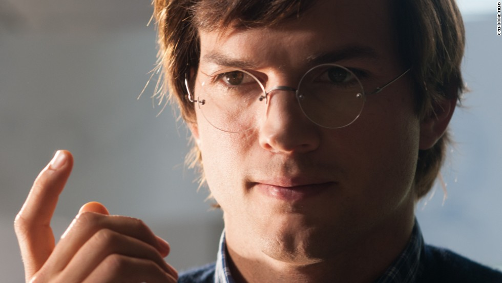 After being ousted by Apple's board of directors in 1985, Jobs made a triumphant return to the company in 1997. As played by Kutcher, he toned down his sometimes-abrasive personality the second time around.