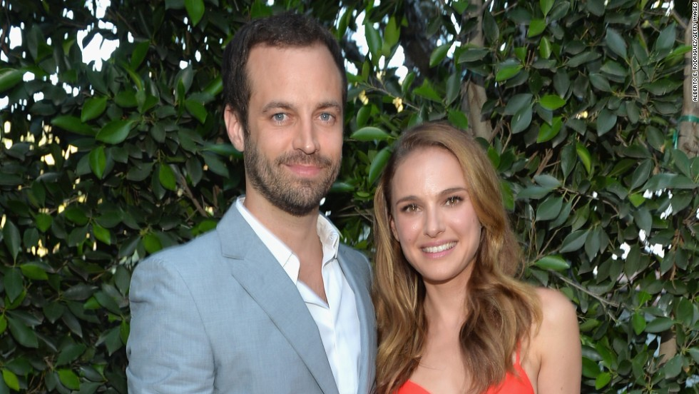 Benjamin Millepied and Natalie Portman attend Millepied's L.A. Dance Project's Inaugural Benefit Gala on June 20.