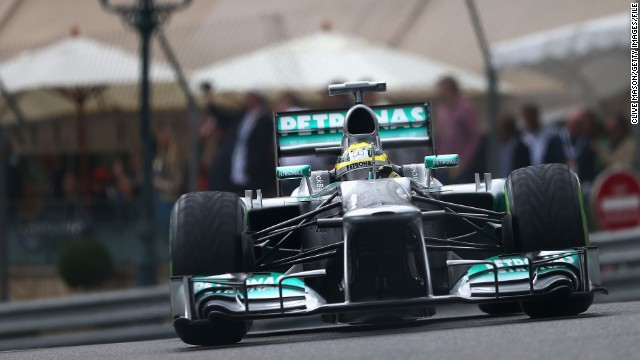 Mercedes currently sit third in the constructors' championship behind Ferrari and Red Bull.