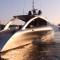 superyacht adastra back view