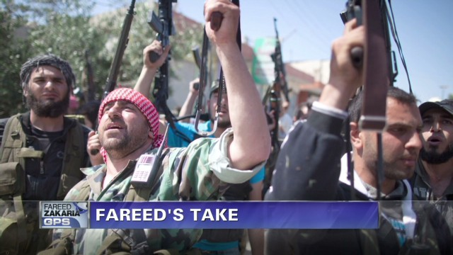 Fareed's Take: U.S. intervention in Syria