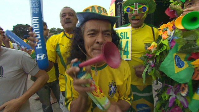 World Cup spending angers Brazilians