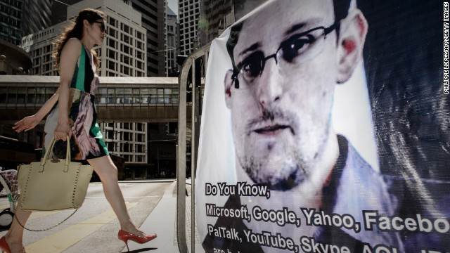Giuliani: Snowden's chance of conviction