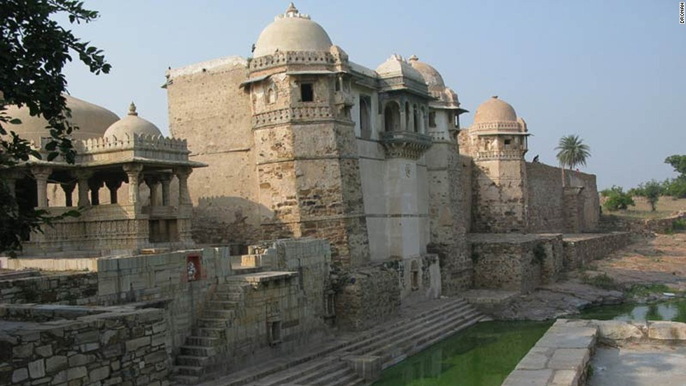 UNESCO also added a number of other cultural sites to its list including six grand forts of India's Rajasthan state. Enclosed within defensive walls are major urban centers, palaces, trading centers and temples.