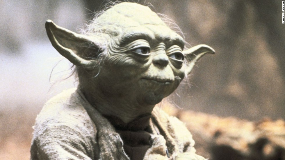 "Despite being a three foot green alien puppet, Jedi Master <strong>Yoda</strong> manages to give off a convincing impression of wisdom and deliver some of the ""Star Wars"" saga's most crucial lines. George Lucas drafted in legendary Jim Henson-collaborator Frank Oz to bring the elderly Jedi to life, a choice which ensured Yoda had a sense of humor to match his worldly knowledge."