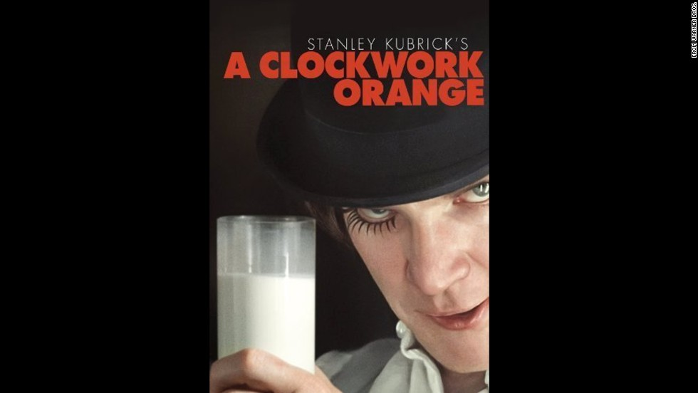 "Director Stanley Kubrick's 1971 film adaptation of the novel ""A Clockwork Orange,"" about a sociopath and his gang, offered up plenty of violent scenes ranging from beatings to rape. The film was controversial following its release. And in 2010, nearly 40 years later, it still ranked on Time magazine's list of the <a href=""http://entertainment.time.com/2010/09/03/top-10-ridiculously-violent-movies/slide/a-clockwork-orange/"" target=""_blank"">""Top 10 Ridiculously Violent Movies.""</a>"
