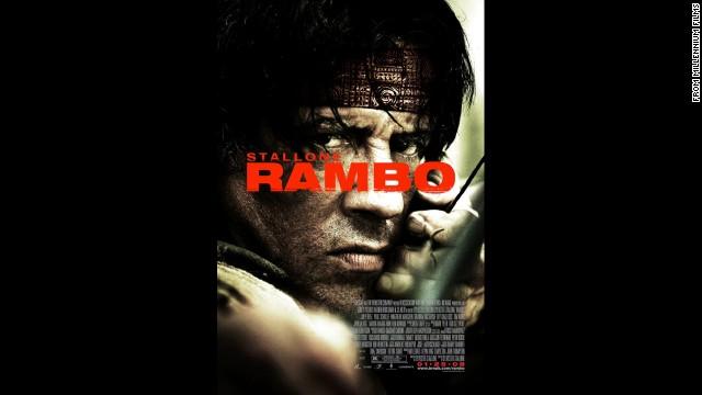 Stallone anuncia el último Rambo