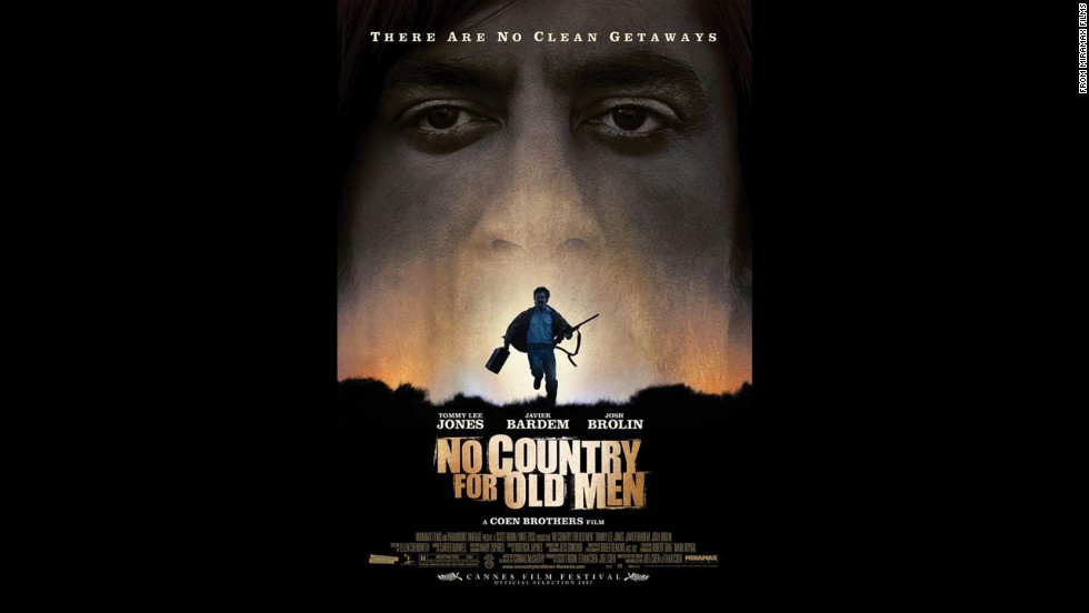 "Javier Bardem scared the mess out of audiences as an evil killer in the 2007 film ""No Country for Old Men,"" which was no movie for the faint of heart."