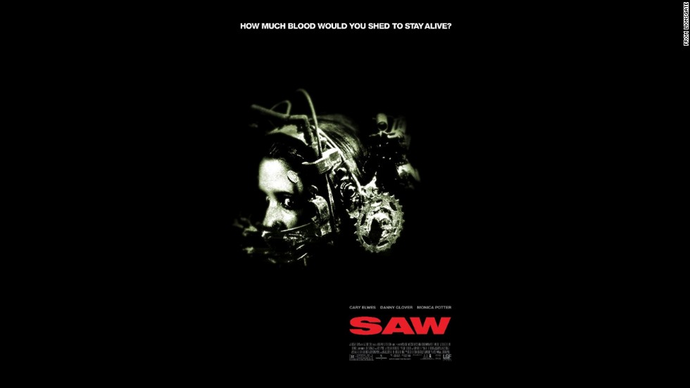 "Some viewers of 2004's ""Saw"" had trouble not losing the contents of their stomachs with this NC-17 movie about a serial killer who forces his victims to play a deadly game."