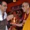 med retreat, dalai lama