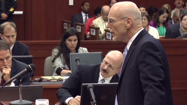 Zimmerman attorney kicks off with joke