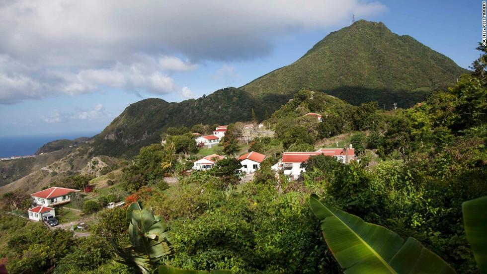 "Known as the ""Unspoiled Queen,"" Saba, in a rather ironic twist, is a favorite with the LGBT community. Same-sex marriage is legal here and the island's director of tourism is openly gay."