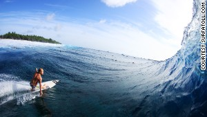 11. Waves, Maldives. Nothing not to like.