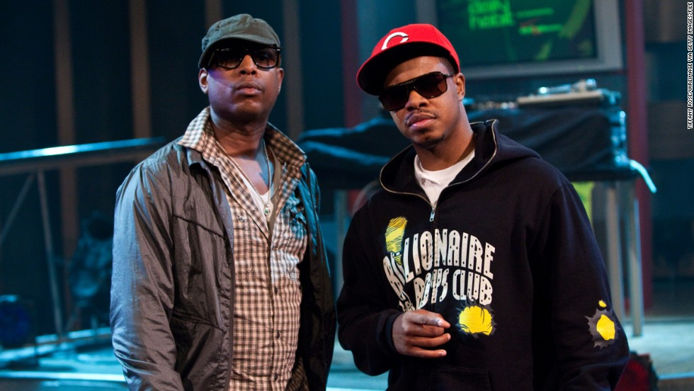 "Kweli's only No. 1 hit to date, 2000's ""Move Something,"" came after he joined forces with Cincinnati's DJ Hi-Tek, right, forming Reflection Eternal. The two would have several successful songs together."
