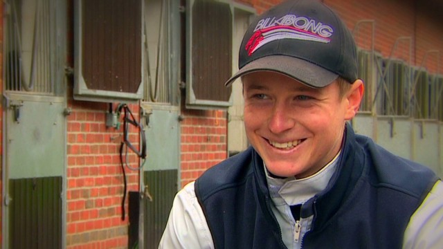 Kiwi jockey continues meteoric rise