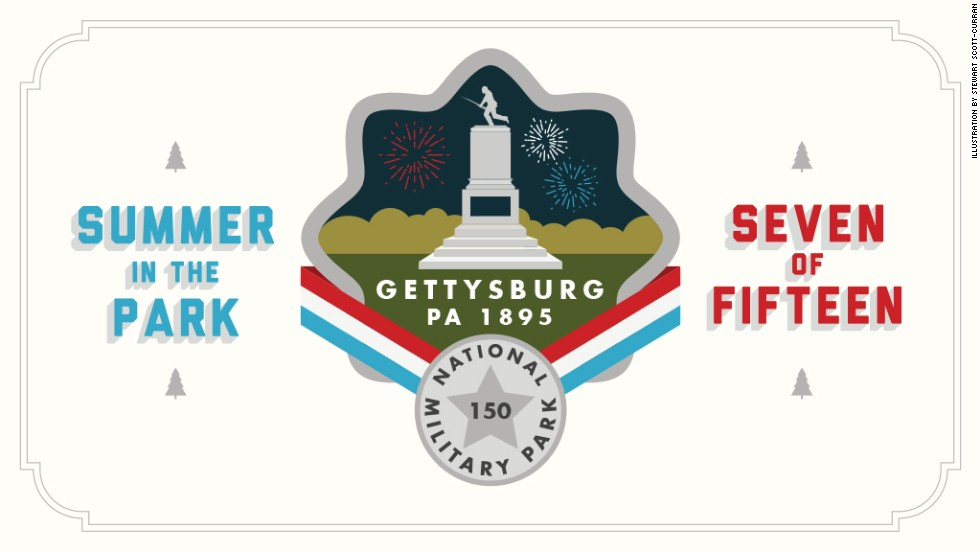 "This week, CNN's Summer in the Park series features <a href=""http://www.nps.gov/gett/index.htm"" target=""_blank"">Gettysburg National Military Park</a>, which is commemorating the 150th anniversary of the Battle of Gettysburg. Check back next week to read about <a href=""http://www.nps.gov/acad/index.htm"" target=""_blank"">Acadia National Park</a>."